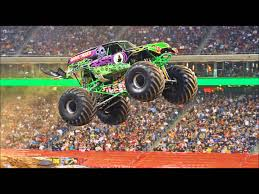 grave digger monster truck 30th anniversary grave digger theme song youtube