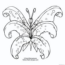 flower butterfly design stencil picture 7840