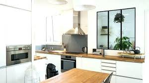 cuisine ouverte sur salon amenagement cuisine ouverte salon essys info