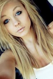 hairstyles for brown hair and blue eyes 10 ideal blonde hairstyles for women with blue eyes