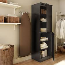 south shore storage cabinet minimalist laundry room with modern metal south shore morgan narrow