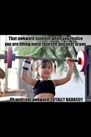 Weight Lifting Memes - so cute let s get more girls weight lifting fit o matic