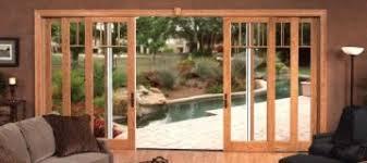 Sliding Wood Patio Doors Telescoping Wood Patio Doors Up To 10 High 23 Wide R Values