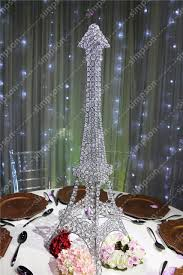 eiffel tower centerpiece online shop 10pcs lot free shipment candelabra centerpiece eiffel