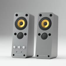 Modern Speaker by 3d Model Speakers Modern Cgtrader