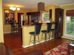 Paint Color Ideas For Kitchen With Oak Cabinets Plain Kitchen Colors Ideas 2014 For 2017 Intended Inspiration