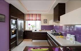 küche lila küche streichen ideen mit beige lila wandfarben