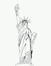 statue of liberty coloring pages to print u2014 allmadecine weddings