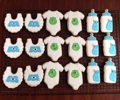 inc baby shower inc baby shower cookies cookie connection