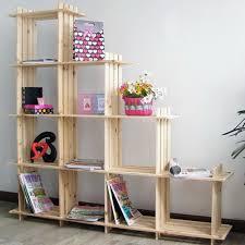 crafty design ideas cheap book shelves manificent decoration