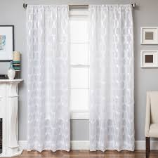 sheer curtain panels intended for your own home csublogs com