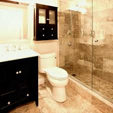 Bathroom Designs Idea Shower Idea Granite Walls And Seat Built In Bathroom Design
