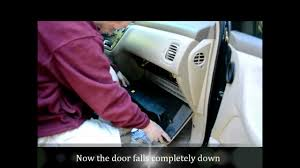 honda accord cabin air filter replacement honda odyssey cabin air filter change how to