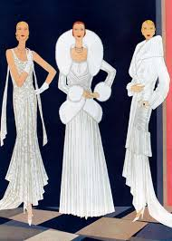 white velvet gowns 1920s 1920s fashion fashion greeting cards