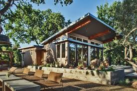 1100 sq ft modern prefab home in napa ca
