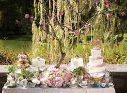 chic garden party decor ideas dinner party table setting ideas