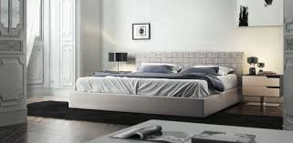 Bedroom Furniture Sacramento by Elegant Leather Modern Platform Bed Sacramento California Mlmad