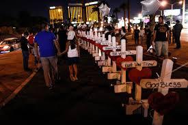 crosses for las vegas shooting victims will be put in museum u2013 las