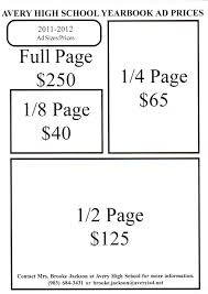 yearbook prices avery isd 2012 2013 yearbook handouts links etc
