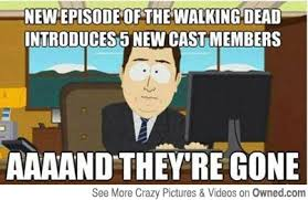 Walking Dead Meme Season 1 - pictures the walking dead season 6