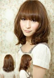 korean medium length hairstyle hairstyle picture magz
