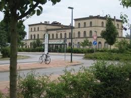 Hagenow Land station