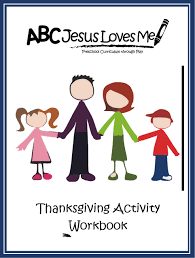 just released thanksgiving activity workbook our out of sync