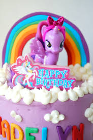 my pony birthday cake ideas pony tiered birthday cake the baking fairy