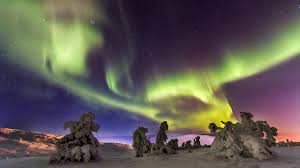 Best Time Of Year To See Northern Lights Northern Lights Aurora Borealis In Lapland In Finland Time Lapse