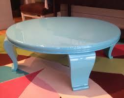 custom made coffee tables custom made coffee table by diamond baratta w turquoise