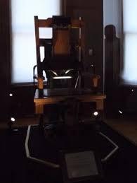 Ohio State Chair Ohio State Reformatory U2013 Mansfield Ohio Atlas Obscura
