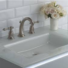 balletto collection vanity glass top w integrated sink or stone