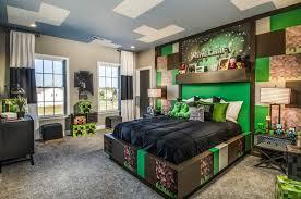 Minecraft Pe Bedroom Fascinating 50 Kids Bedroom Minecraft Inspiration Design Of 25