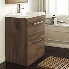 Wooden Vanity Units For Bathroom by Technique Brae Wood Bathroom Cabinet The Bath House