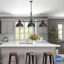 Kitchen 3 Light Pendant Kitchen Lighting Colored Glass Pendant Lights 3 Light Pendant