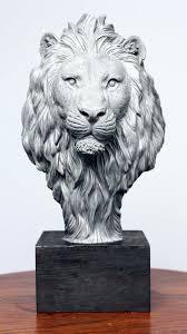 lion statue front doors image for inspirations lion statue front door