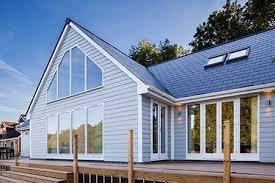 Shiplap Pvc Cladding Exterior Cladding Installation In Plymouth Devon