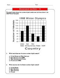 2 common core math worksheets measurement and data 2 md 10 1 6