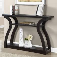 36 inch console table wayfair
