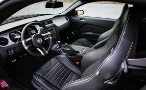 Exotic Car Interior Ford Mustang Gt Sport Exotic Car Rental Miami Luxury Cars
