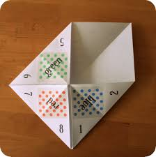 free paper fortune teller printable templates welcome to the