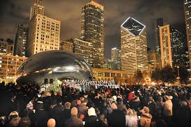 city of chicago red light settlement city of chicago caroling at cloud gate