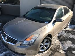 2007 nissan altima se square one auto