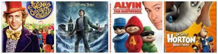 dvd movies 3 99 up willy wonka percy jackson u0026 more ftm