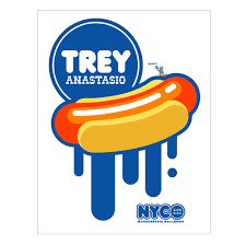 trey anastasio phish 2005 nyc poster u2013 ames bros