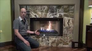glass fireplace update youtube
