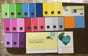 Valspar Paint Color by Free Valspar Paint Chip Samples And 5 Off Coupon U2022 Free Stuff