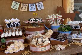 western baby shower cowboy baby shower table decorations cowboy baby shower diy