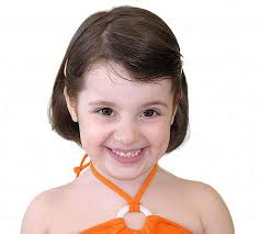hair styles for small necks kids hair style picture short and straight