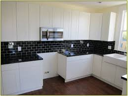 backsplash ideas kitchen wall tiles white grey floor black for and